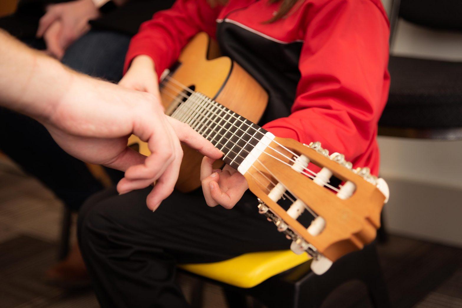 Whole Class Ensemble Teaching – a partnership between schools & hubs?