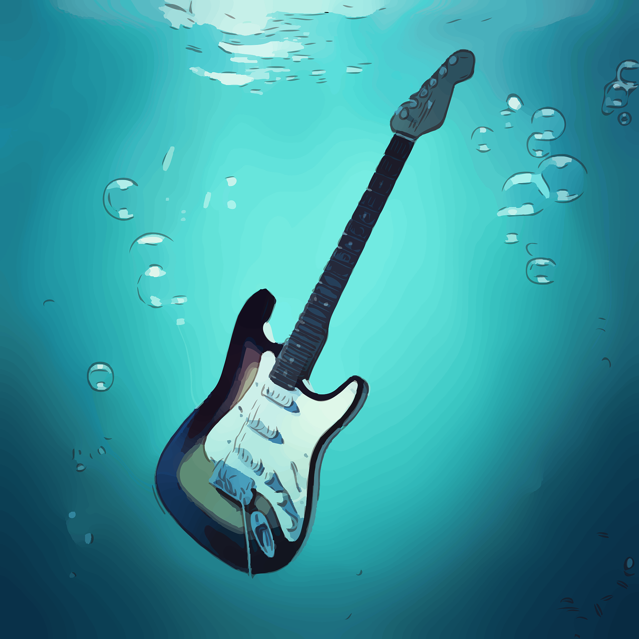 The Deep Dive Effect