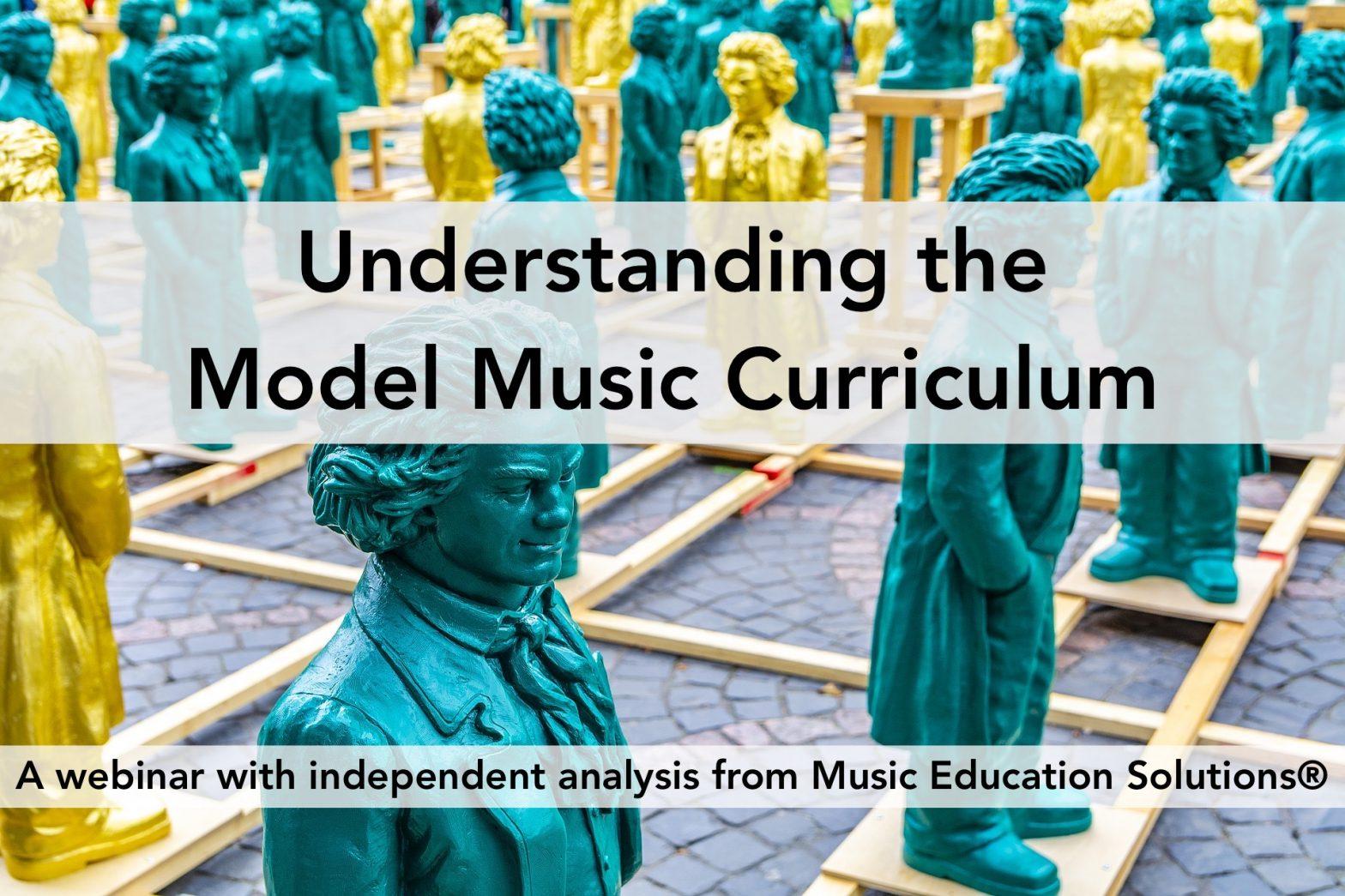 Model Music Curriculum