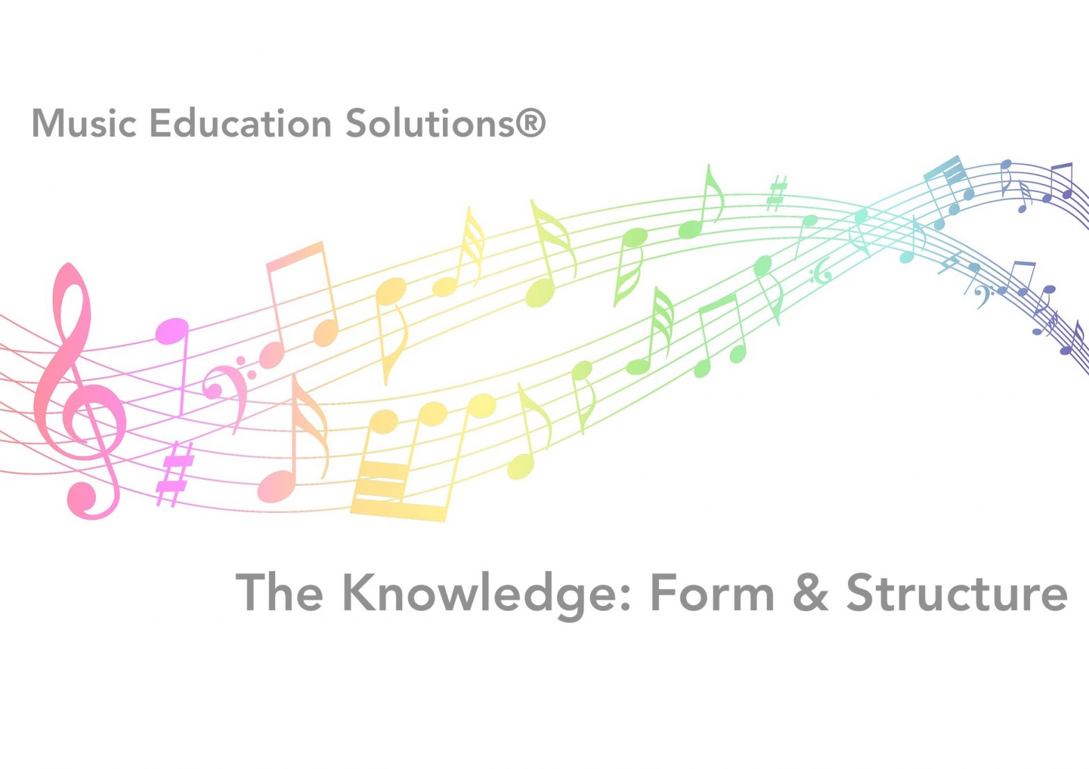 The Knowledge: Form & Structure Vocabulary